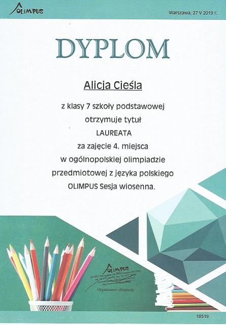 You are browsing images from the article: Ogólnopolska olimpiada przedmiotowa z języka polskiego – 27.05.2019